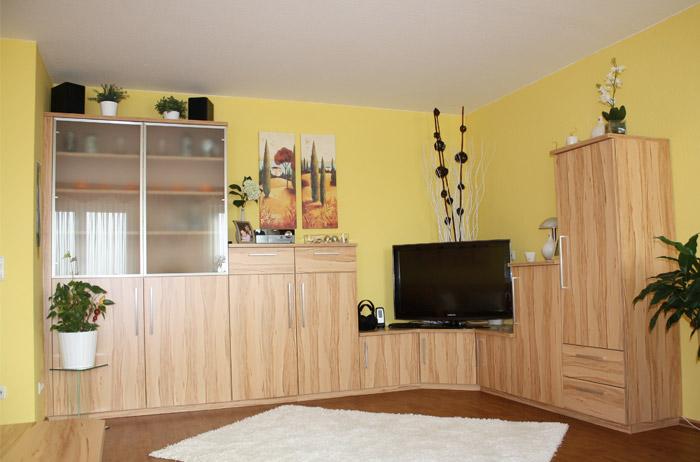 Demas Wohnzimmer - Wohnraumgestaltung wohnzimmer